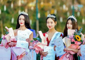 第60届国际小姐中国大赛西安赛区走进汉中南湖