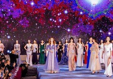 第60届国际小姐中国大赛西安赛区走进卤阳湖成功启动